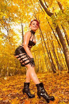 High Heels Autumn Colors