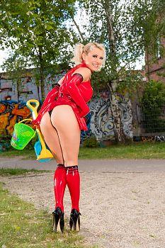 Sexy Ass Latex Playground