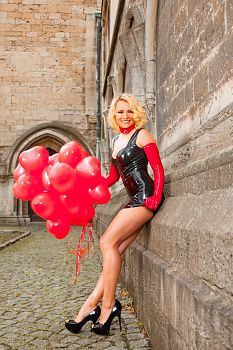 Talons Latex Valentine