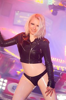 Leather Clothing Latex on FunFair