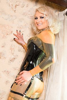 Latex Transparent Seconde Peau