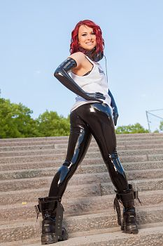 Latex Leggings Der Sound