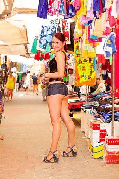 Sexy Ass Turkish Bazaar