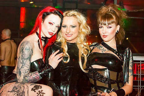 Fetish Evolution Ball 2016