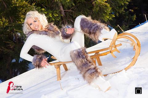 Blanco Como la Nieve