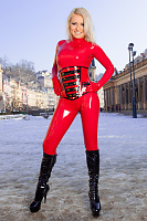 Karlsbad Latex Girl