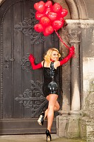 Latex Valentine's Day