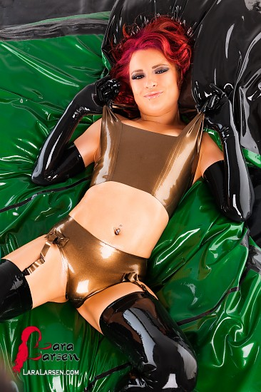 Latex and Oil Overload