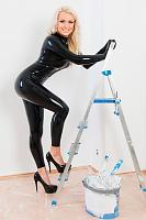 Pintor sucio