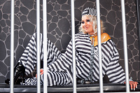 Prisoner in Latex