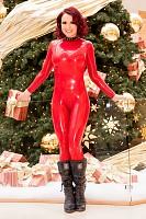 Рождество Покупки в латексе