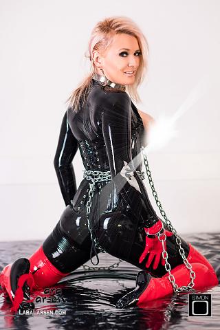 Rubberized Metal Girl