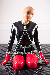 Rubberized Metal Girl