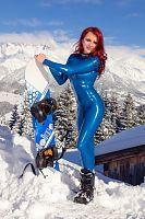 Snowboard à Maria Alm