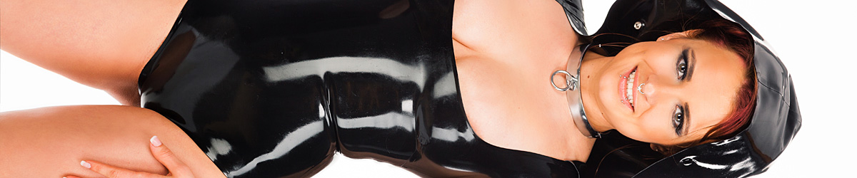 Latex Leotard