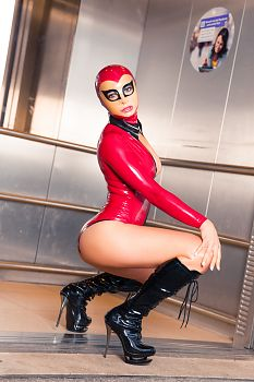 Latex Doll