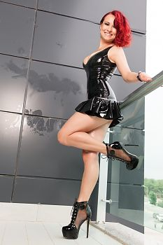 Latex on Balcony
