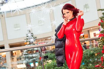 XMas Latex Shopping